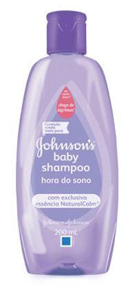 Shampoo JOHNSON'S® Baby Hora do Sono -200ml