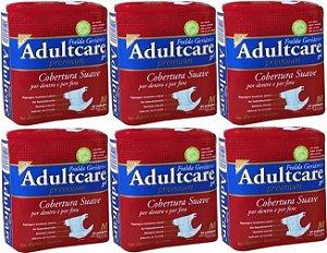Fralda Geriatrica Adultcare Premium - M - 60 unidades
