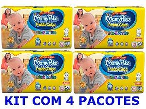 Fralda-Calça Infantil Mamy Poko Dia & Noite -M- 152 unidades