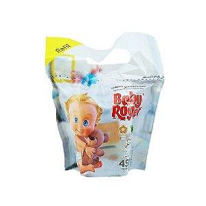 Lenços Umedecidos Baby Roger REFIL Balde com 450 unidades