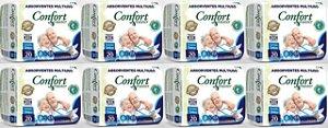 Absorvente Geriátrico Confort Master 160 unidades