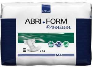 FRALDA  ABENA ABRI+FORM M4 C/14