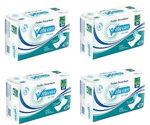 Fralda Geriatrica Vita Care Uso Adulto- XG 104 unidades