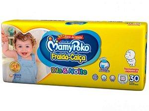 Fralda-Calça Infantil Mamy Poko Dia & Noite  - XG- 30 unidades