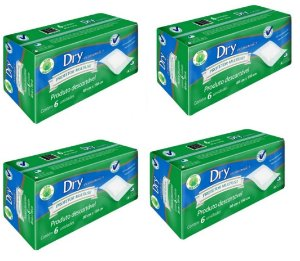 Protetor Multiuso Descartável- masterfral Dry 24 unidades