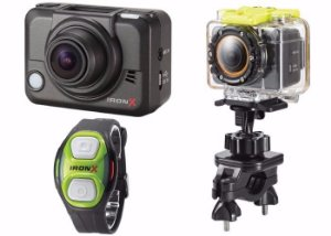Camera X XTreme Action Cam DXG-5G9V Full HD E HDMI