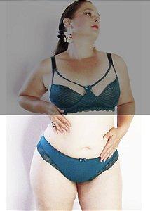 Calcinha Jade Plus Size