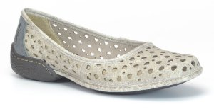 Sapatilha Wuell Casual Shoes - QC 0500 - glace / stone