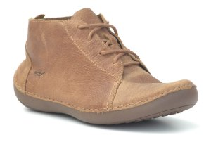 Bota Feminina em Couro Wuell Casual Shoes - Valle del Arcoiris - TI 304 - linhaça