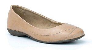 Sapato Feminino em couro Wuell Casual Shoes - Catas Altas - NMB 7602 -linhaça