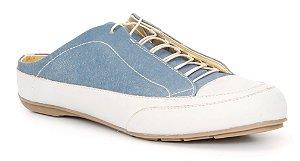 Babuch Feminina em couro Wuell Casual Shoes - Caeté - NR