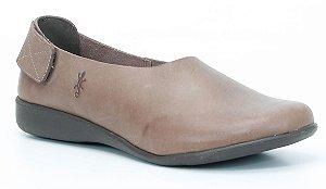Sapato Feminino em couro Wuell Casual Shoes - VN 113641 - marrom