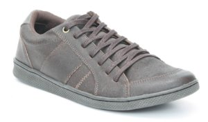 Sapatenis Masculino em Couro Wuell Casual Shoes - Men - S 1120 - marrom
