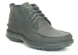 Bota masculina em couro Wuell Casual Shoes - SUP 21 - marrom