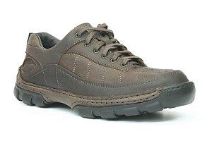Sapato Masculino Wuell Casual Shoes - Men - Monterey 40 - marrom
