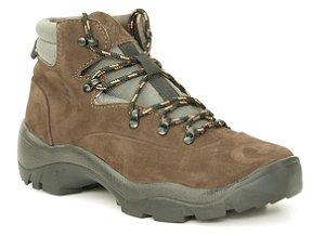 Bota de Trekking em couro Wuell Casual Shoes - Tambo - 10 - marrom