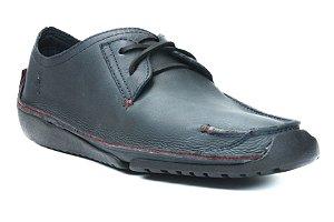 Sapato Masculino em Couro Wuell Casual Shoes - Men - Havana 10 marinho
