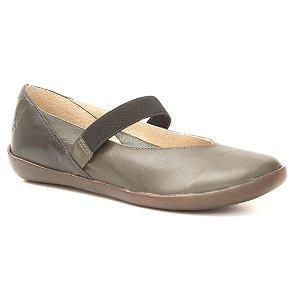 Sapatilha Feminina em couro Wuell Casual Shoes - RIO BAKER - MIZ 0018 - verde