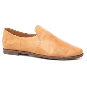 Sapato Feminino em Couro Wuell Casual Shoes - FITZ ROY - BZ 91124 - ambar rústico