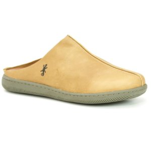 Babuch feminina em Couro Natural Wuell Casual Shoes - VC 74180 –  areia