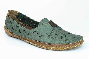 Sapato Wuell Casual Shoes  - 7506 kiwi canela