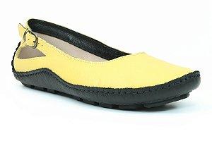 Sapatilha Wuell Casual Shoes - Madri 606 - preto - yellow