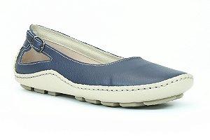Sapatilha Wuell Casual Shoes -  Madri 606 - marfim/indigo