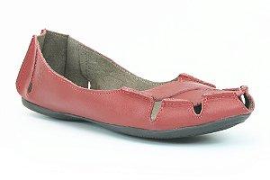 Sapatilha Wuell Casual Shoes - 610010 -  Vermelho queimado