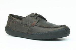 Sapato Masculino Wuell Casual Shoes - Z 20 café