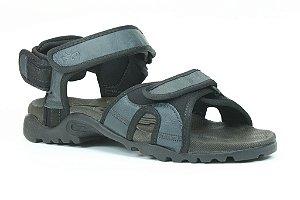 Sandália Masculina Wuell Casual Shoes - Papete 10 marinho