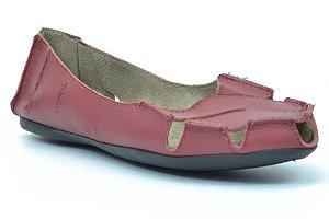 Sapatilha  Wuell Casual Shoes - 610010  - carmim