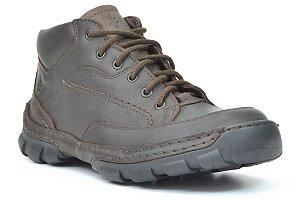 Bota cano alto masculina  Wuell Casual Shoes - Monterey 30 - chocolate