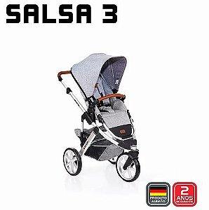 Carrinho Salsa 3 Graphite ABC Design