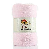 Cobertor Microfibra Liso para Bebês