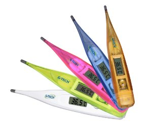 Termômetro Clínico Digital