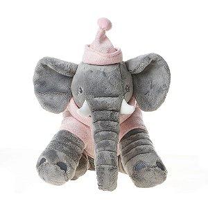 Elefante Buguinha Girl 34cm