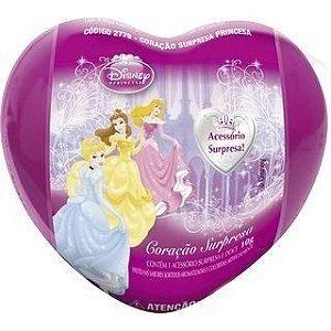 Coração Surpresa Princesas Disney