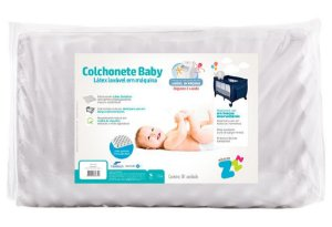 Colchonete Baby Fibrasca 53x91