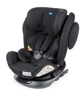 Cadeira Auto Unico Plus Black com Isofix 0 a 36 Kg - Chicco