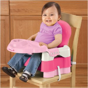 Cadeira para Alimentação 5 Estágios Safety 1st Rosa