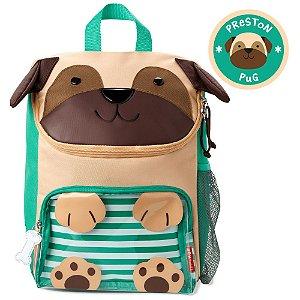 Mochila Escolar Skip Hop Zoo Cachorro Pug