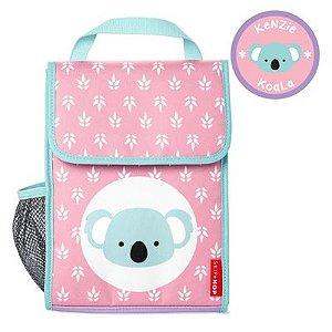 Lancheira Térmica Infantil Koala