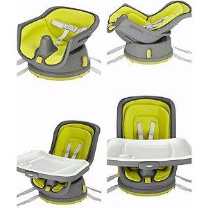 Assento de Alimentação Graco Swivi Seat Booster Key Lime 3 em 1
