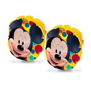 Bóia de braço redonda Mickey