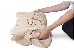 Travesseiro com Manta