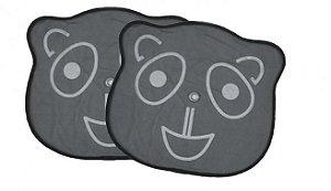 Redutor de Claridade Duplo Preto Urso