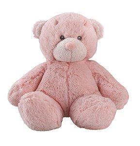 Pelúcia Bonnie Bear 20cm Rosa - Multikids