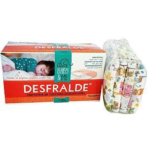 Protetor Descartável para Desfralde - Caixa com 4 unidades