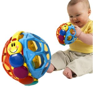 Bola Bendy Ball Baby Einstein