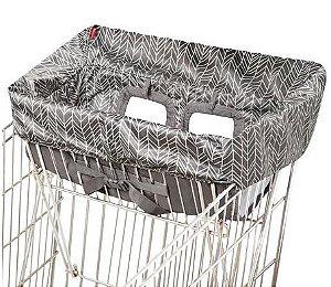 Protetor de Carrinho de Supermercado e Cadeirões  Skip Hop
